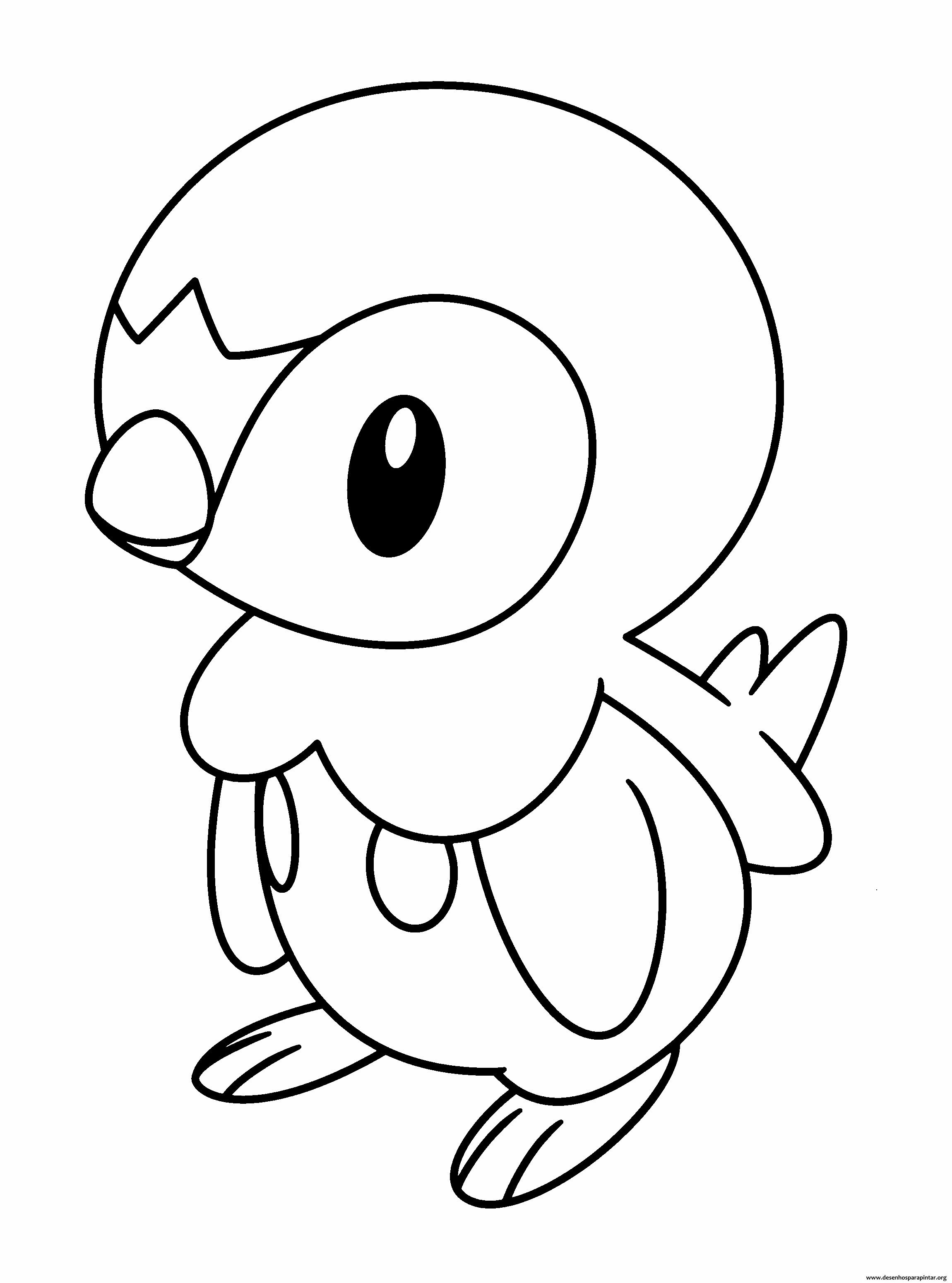 Desenhos Pokemon para imprimir colorir e pintar nova