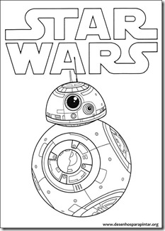 Bb8 star wars coloring pages coloring pages for Star wars bb8 coloring pages