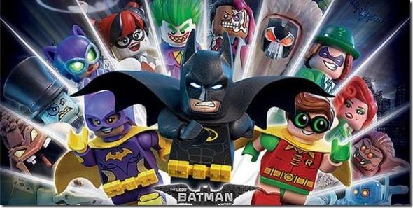 HdTV - Lego Batman
