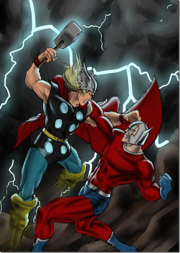 HdTV - Thor Orion